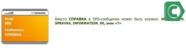 ussd команды - СПРАВКА