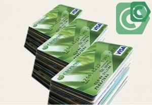 Оформить Visa Electron Momentum R можно в любом отделении банка