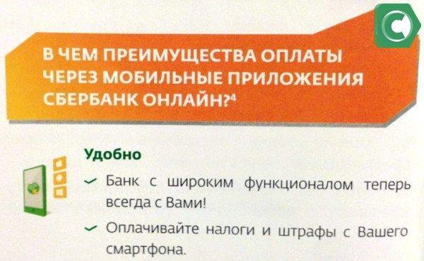 Получив идентификатор вы можете пользоваться удобствами мобильного приложения Сбербанка