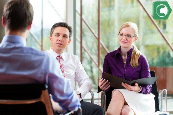 Собеседование в Сбербанке проходит в три этапа