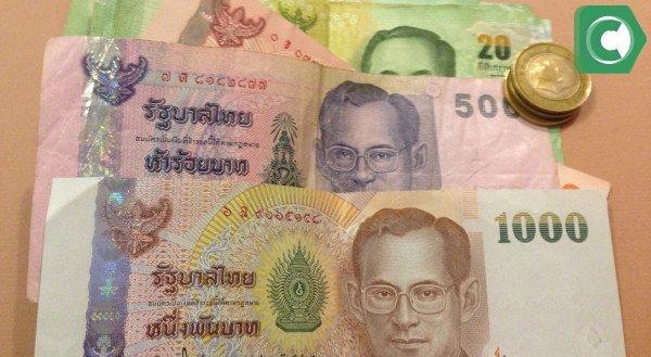 Не стоит переживать о том что в Сбербанке нельзя купить баты, покупаем доллары -потом меняем в Тайланде на баты
