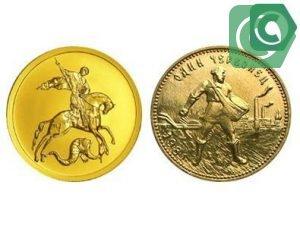 Цена в Сбербанке золотого червонца «Сеятеля»