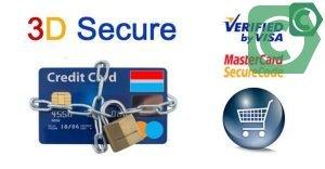 3D Secure - услуга, которую необязательно подключать, но банки рекомендуют ее, так как это дополнительная безопасность денежных средств