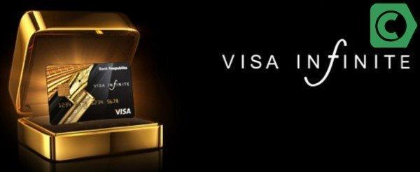 visa infinite и премиальные возможности
