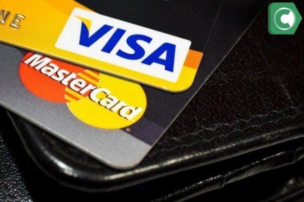 Visa и Mastercard - это платежные системы