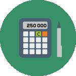 Онлайн калькулятор кредита