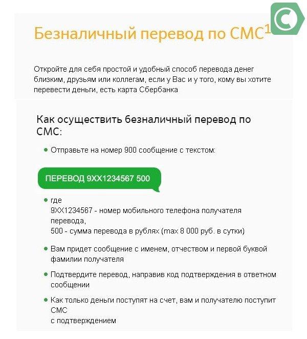 Необходимо подключить мобильный банк к номеру телефона, с которого осуществляется перевод