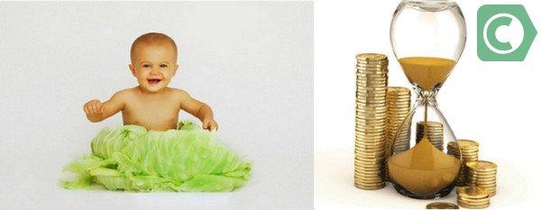 Чаще всего отсрочку дают с рождением ребенка
