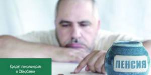 До скольки лет Сбербанк дает кредит пенсионерам