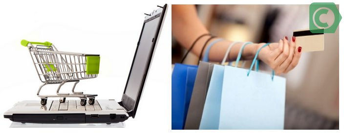 С помощью кредитной карты можно оплачивать покупки и пользоваться скидками от магазинов