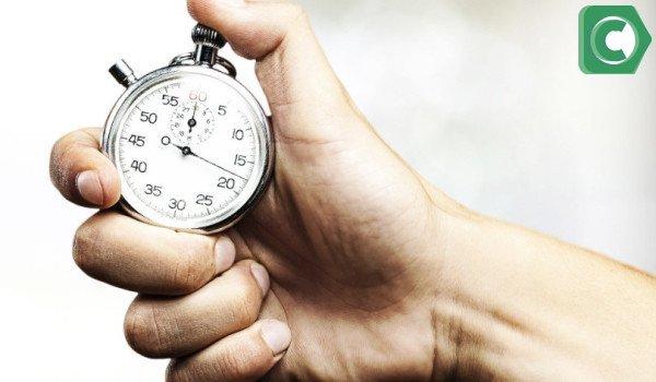 Оформление ограничено временем