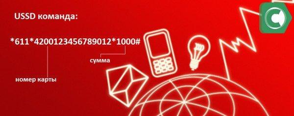 Дождитесь СМС от оператора о результатах денежного перевода
