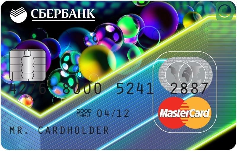 виды карт сбербанка россии