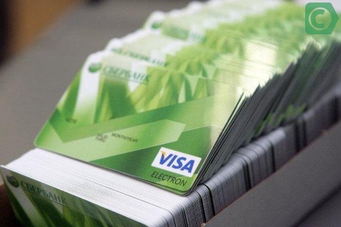 как заказать дебетовую карту сбербанка через интернет