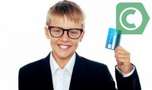 сделать карту сбербанка ребенку 16 лет