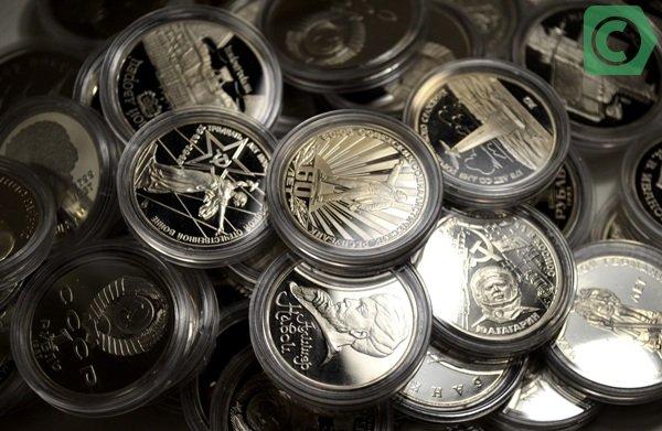 какие монеты скупает сбербанк