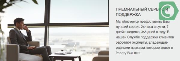 карта приорити пасс сбербанк список аэропортов