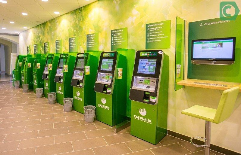 Терминалы банка - прогрессивные современные помощники каждого клиента во многих операциях