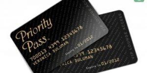 Карта приорити пасс (priority pass) Сбербанк