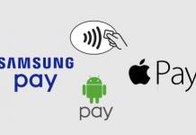 nfc оплата телефоном сбербанк