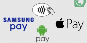 Бесконтактная оплата телефоном через Сбербанк