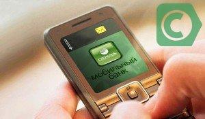 мобильный банк сбербанк экономный и полный разница