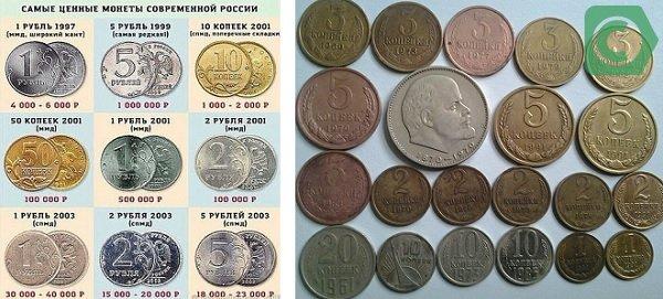 какие монеты можно продать в банк