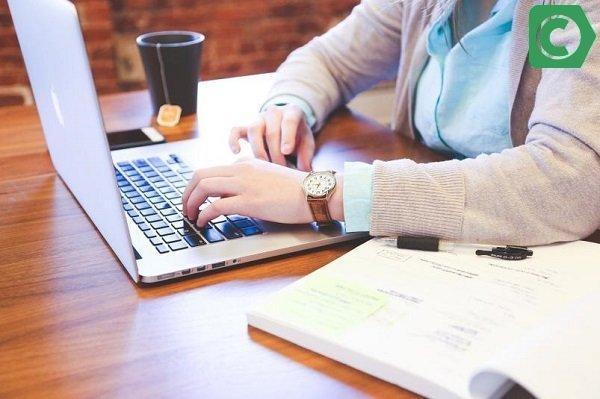 работа в онлайн сервисе банка