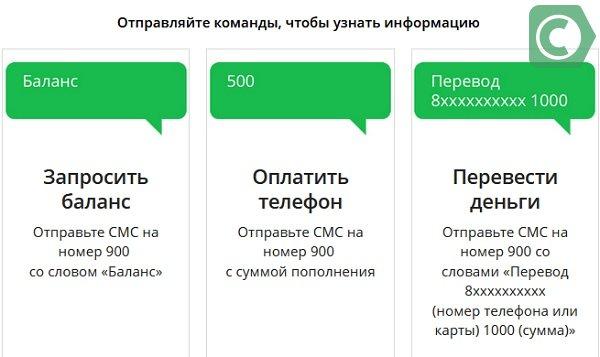 примеры коротких смс команд