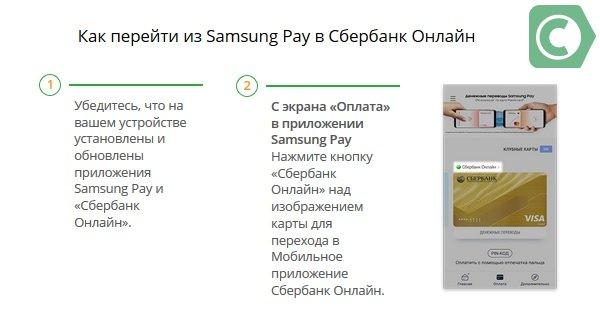 samsung pay карты