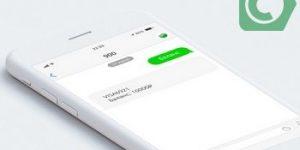 Как по СМС положить деньги на телефон Сбербанк