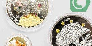 Монеты из драгоценных металлов Сбербанк