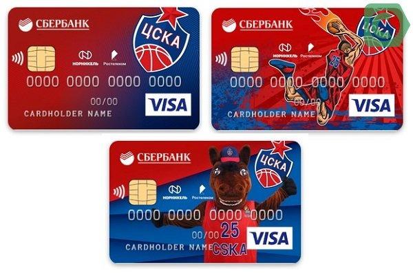 индивидуальный дизайн карт сбербанка
