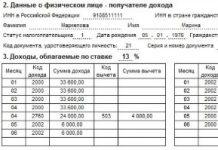 Справка для оформления кредита/поручительства Сбербанк