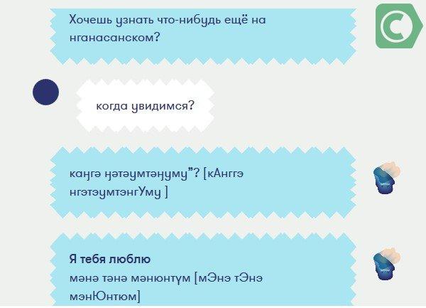 нганасанский язык