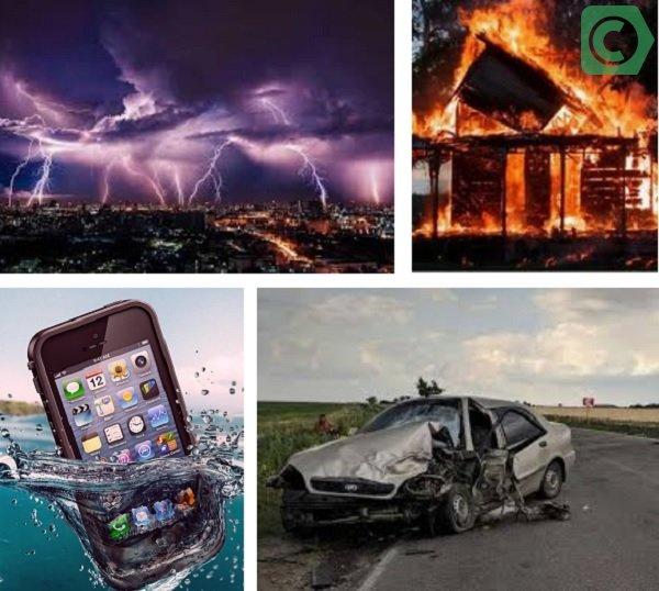 от каких рисков можно застраховать смартфон